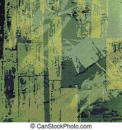 abstract, grunge, achtergrond