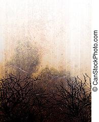 Abstract grunge background - Grunge style background