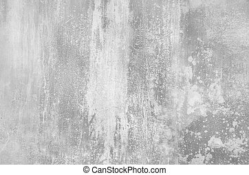 Abstract grunge gray cement wall for background and texture concept, black and white tone