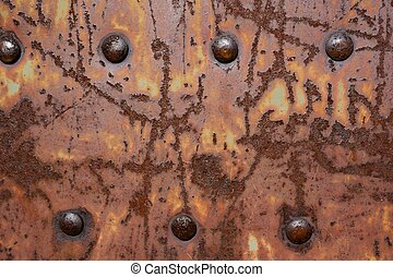 Abstract grunge metal texture