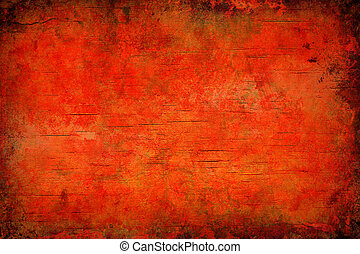 abstract grunge red background