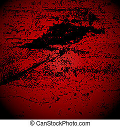 abstract, grunge, rode achtergrond
