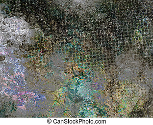 Abstract Grunge Rough Texture