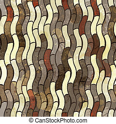 abstract grunge seamless pattern