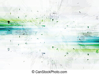 Abstract grunge vector background - Abstract grunge bright ...