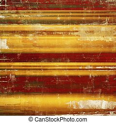 Abstract grunge weathered background of vintage texture. With different color patterns: yellow (beige); brown; red (orange); white