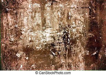 Abstract grungy textured backdrop