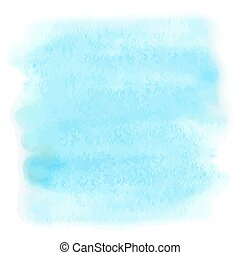 blue watercolor