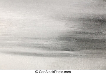 abstract hand painted grunge canvas grey background