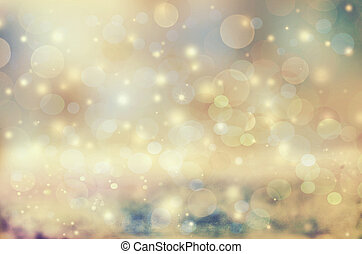 Abstract holiday background, beautiful shiny Christmas ...