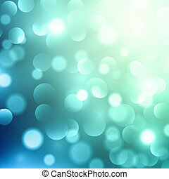 Bright Bokeh Background - Abstract Holiday Bright Bokeh...