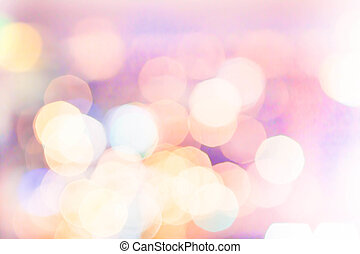 Abstract holiday twinkled bright background with natural bokeh d