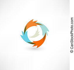 abstract icon