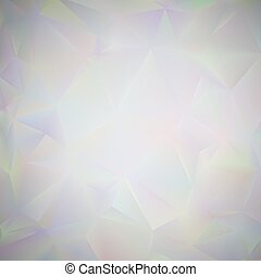 Abstract background with iridescent mesh gradient - Abstract...