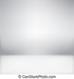 gradient wall and flat floor in empty spacious room interior