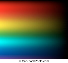 Abstract image flag of the LGBT community, colors rainbow -...