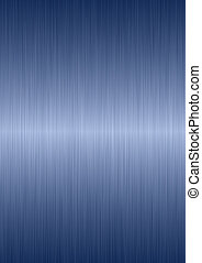 brushed metal plate - abstract image of a brushed metal...