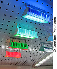 power lamp diversity, energy details