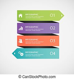 abstract, infographics