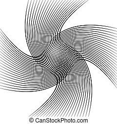 Abstract intersecting lines, grid mesh pattern