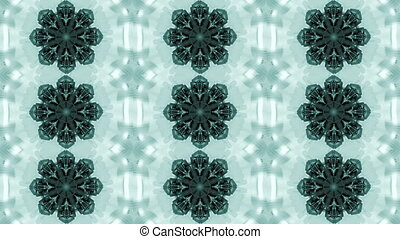 Sequence graphics ornaments patterns. - Abstract...