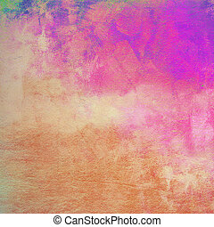 abstract, kleurrijke, ouderwetse , achtergrond