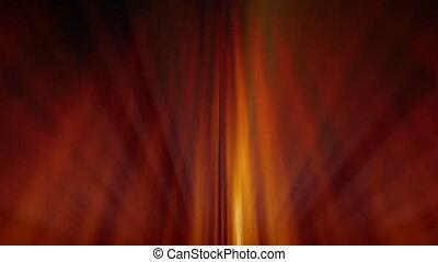 abstract, lichten, achtergrond, sinaasappel