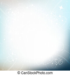 Abstract light background for your design