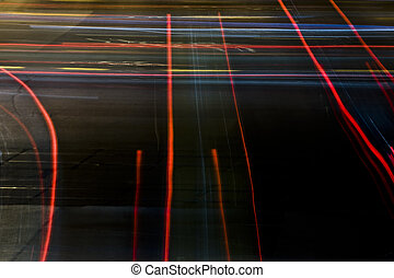 Abstract light background with lines