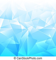 abstract light blue background, beautiful mosaic
