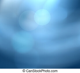 ight blue background with bokeh effect - Abstract light blue...