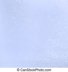 abstract light blue background with glowing dots