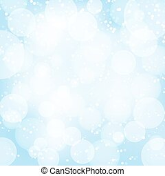 abstract light blue background with light effects. vector