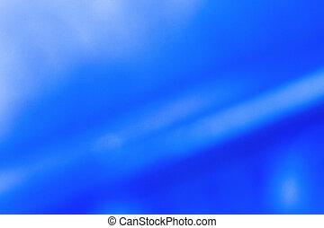abstract light blue blurred shine background with gradient