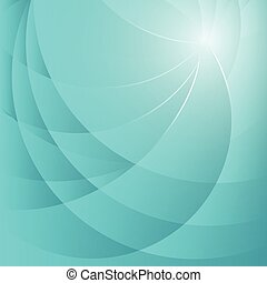 Abstract light blue vector background