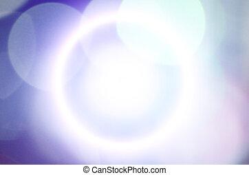 Abstract Light Blur