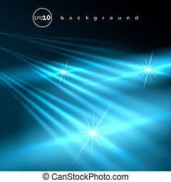 Abstract light motion background