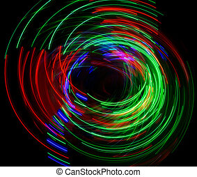 abstract light pattern - cool abstract light pattern