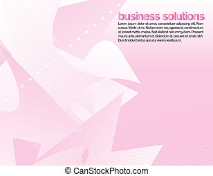 Abstract Light Pink Background