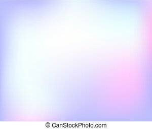 Abstract light white blue violet bright blured gradient background. Vector llustration.
