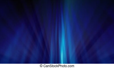 Abstract Lights Background Blue