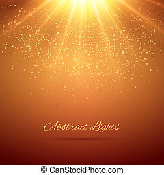 Abstract Lights Background - Abstract lights background....