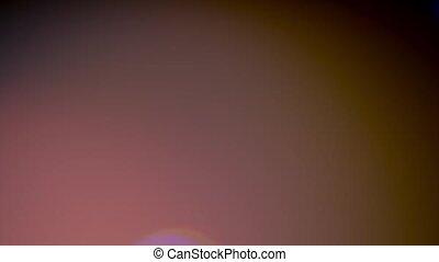 Abstract Lights Bokeh Background Loop