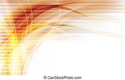 abstract, lijnen, vector, achtergrond, hoek, transparant