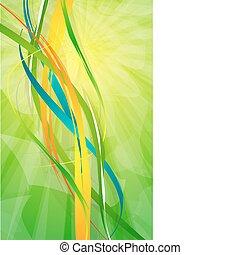 abstract, lijnen
