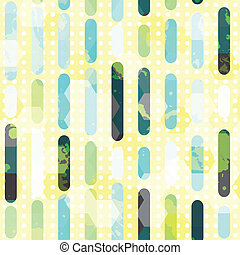 abstract line seamless