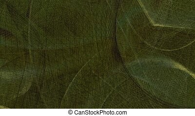 Abstract Line Swirl 4