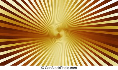 Abstract lines and facets. Motion background. - Slow moving...