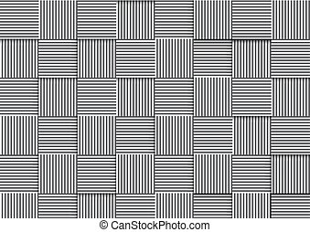 Abstract lines geometric pattern background