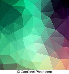 abstract, lines., geometrisch, achtergrond